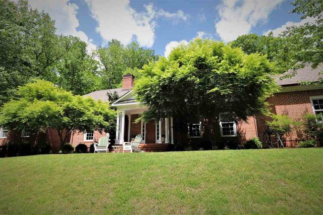 3140 Turner Mtn Wood Rd, CHARLOTTESVILLE, VA 22903 (MLS #599815) :: KK Homes