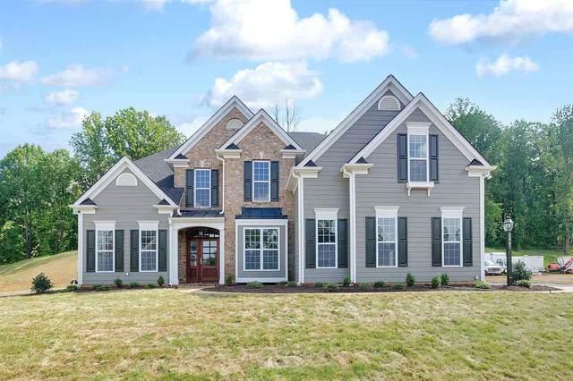 6118 Westhall Dr, Crozet, VA 22932 (MLS #599817) :: Real Estate III