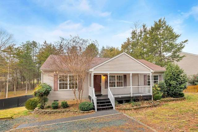 760 Jefferson Dr, Palmyra, VA 22963 (MLS #599844) :: Jamie White Real Estate