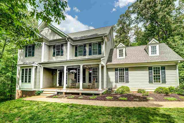 1402 Stillhouse Ridge Ln, CHARLOTTESVILLE, VA 22903 (MLS #599874) :: KK Homes