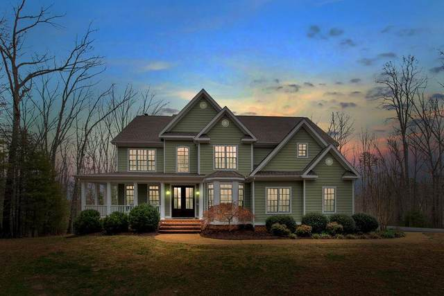668 Spring Forest Ln, Earlysville, VA 22936 (MLS #599876) :: Real Estate III