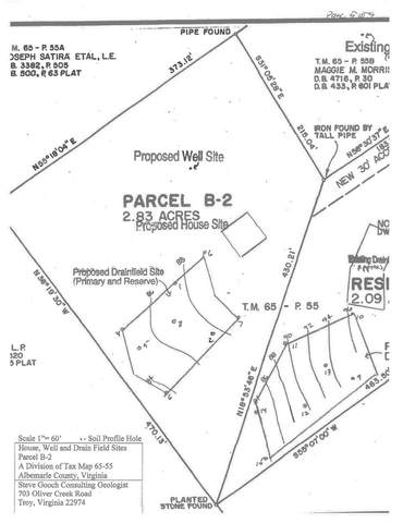 2.83 acres Maxfield Rd, KESWICK, VA 22947 (MLS #599905) :: Real Estate III