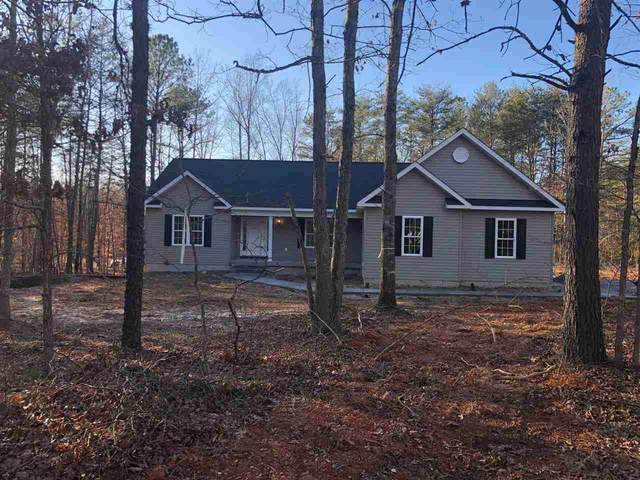 62 Country Club Dr, GORDONSVILLE, VA 22942 (MLS #599928) :: Real Estate III