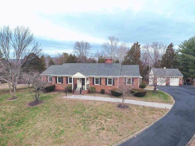 3432 Keswick Rd, KESWICK, VA 22947 (MLS #599949) :: Real Estate III