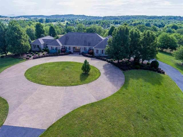 108 Meadow Ln, Fishersville, VA 22939 (MLS #599950) :: KK Homes