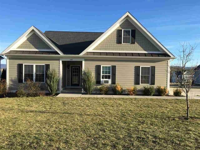 238 Windsor Dr, Fishersville, VA 22939 (MLS #599977) :: KK Homes