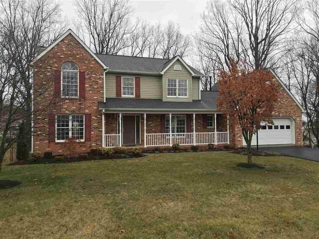 122 Westminister Dr, Fishersville, VA 22939 (MLS #599984) :: KK Homes