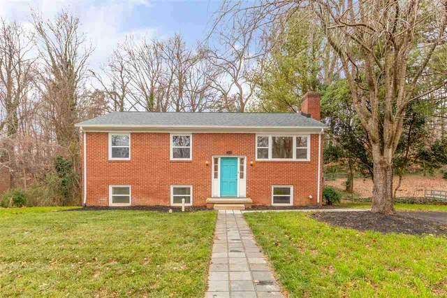 2310 Wayne Ave, CHARLOTTESVILLE, VA 22901 (MLS #599989) :: Jamie White Real Estate