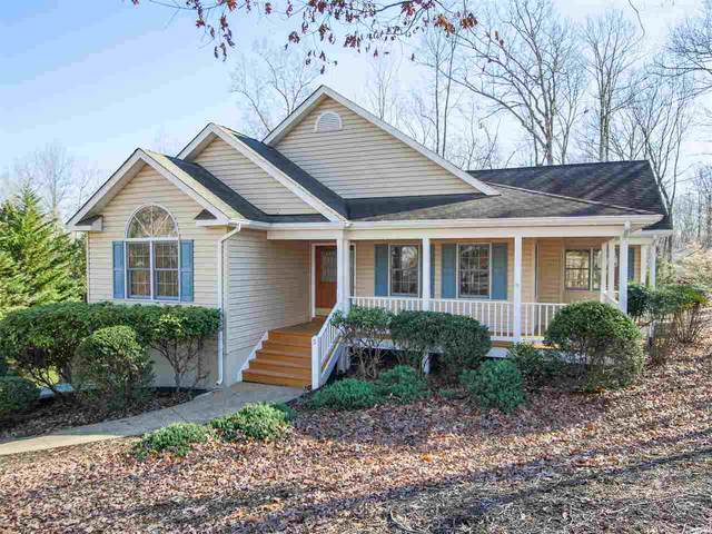 5 Barrett St, Palmyra, VA 22963 (MLS #600039) :: Jamie White Real Estate