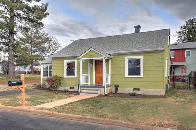 901 Rougemont Ave, CHARLOTTESVILLE, VA 22902 (MLS #600090) :: Jamie White Real Estate