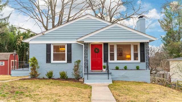 131 College Cir, STAUNTON, VA 24401 (MLS #600093) :: Real Estate III