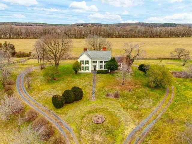 10335 Bridgeport Rd, Arvonia, VA 23004 (MLS #600099) :: Real Estate III
