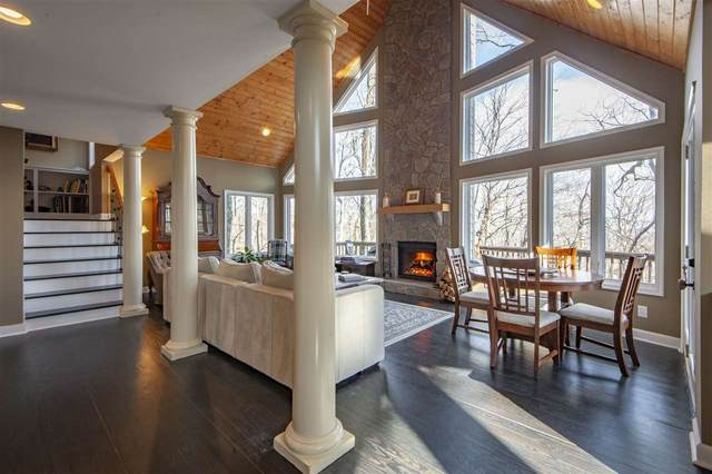 370 Timber Camp Dr, Wintergreen Resort, VA 22967 (MLS #600102) :: Jamie White Real Estate