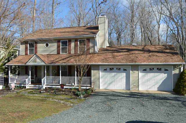 45 Amethyst Rd, Palmyra, VA 22963 (MLS #600119) :: Jamie White Real Estate