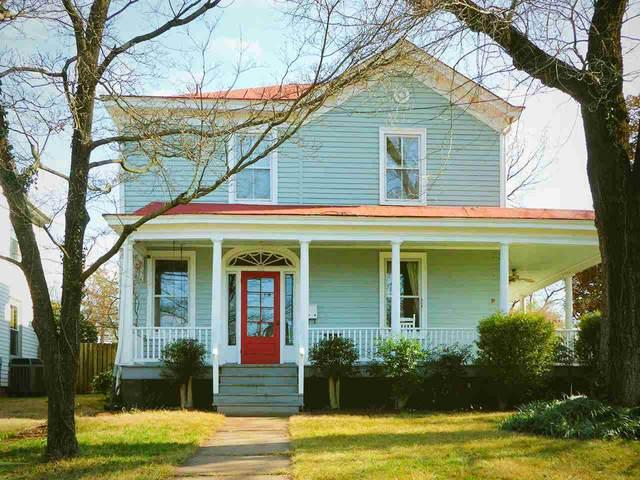 610 Locust Ave, CHARLOTTESVILLE, VA 22902 (MLS #600133) :: KK Homes
