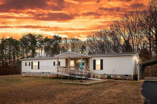 14272 Tower Rd, Unionville, VA 22567 (MLS #600150) :: Real Estate III