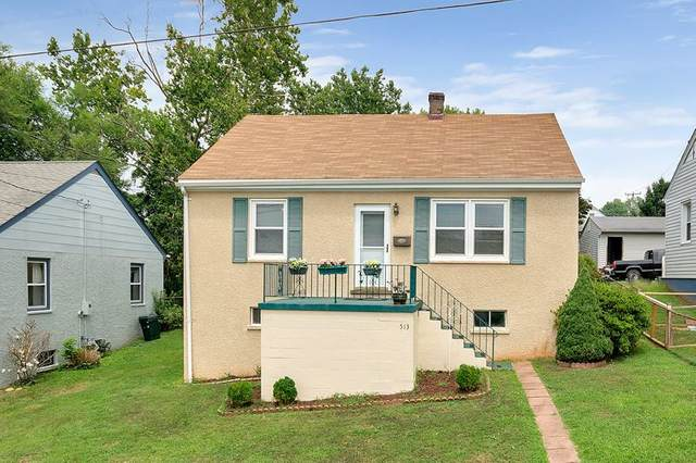 513 Druid Ave, CHARLOTTESVILLE, VA 22902 (MLS #600156) :: Jamie White Real Estate