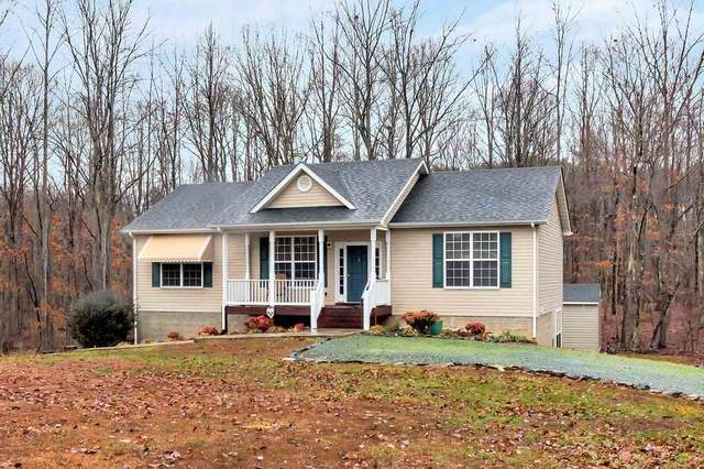 151 Waverly Forest Ln, GORDONSVILLE, VA 22942 (MLS #600172) :: Real Estate III