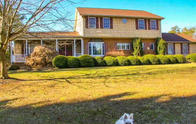 1322 Ponderosa Dr, BARBOURSVILLE, VA 22923 (MLS #600176) :: Real Estate III