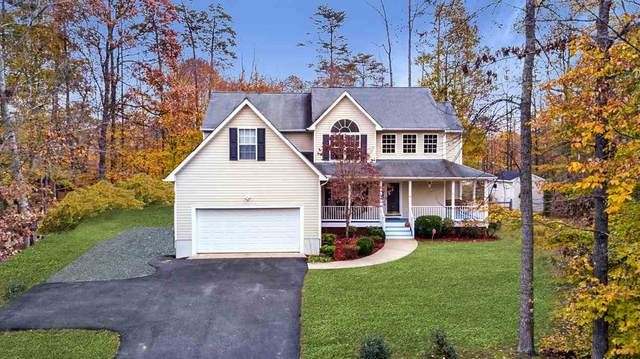 45 Chippewa Ln, Palmyra, VA 22963 (MLS #600177) :: Real Estate III