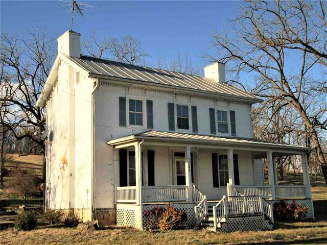 2306 Scenic Hwy, Churchville, VA 24421 (MLS #600180) :: Real Estate III