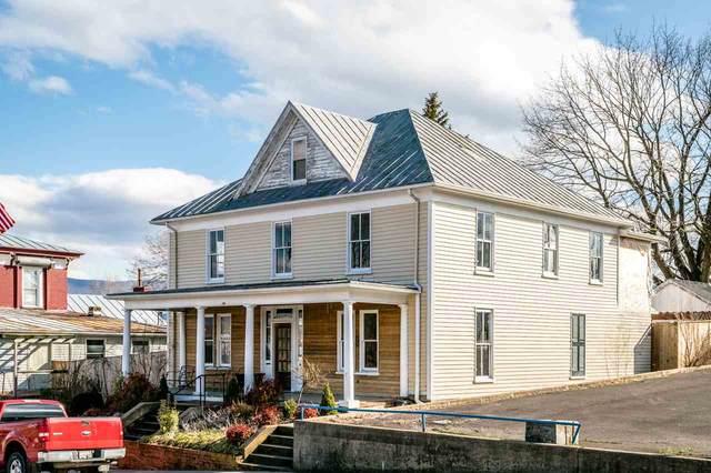 211 W Main St, Luray, VA 22835 (MLS #600194) :: KK Homes