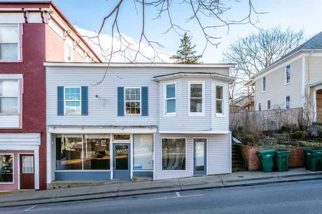 205 W Main St, Luray, VA 22835 (MLS #600195) :: KK Homes