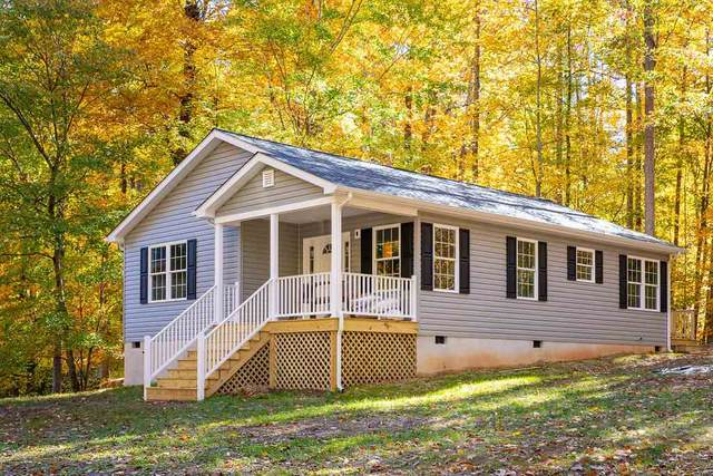 18 Ellis Ln, LOUISA, VA 23093 (MLS #600206) :: Real Estate III