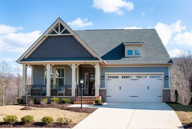 722 Boulder Hill Ln, CHARLOTTESVILLE, VA 22911 (MLS #600209) :: Jamie White Real Estate