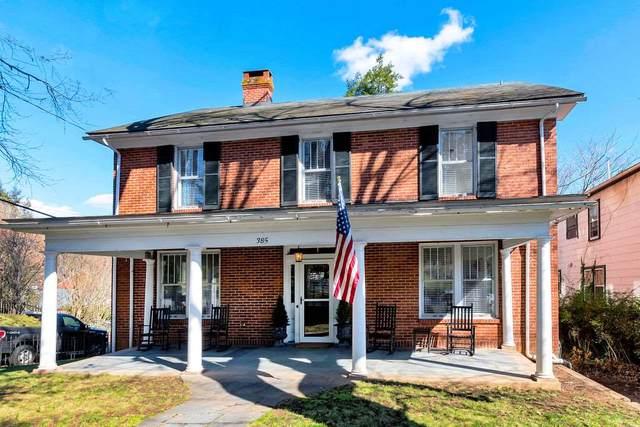 385 Harrison St, SCOTTSVILLE, VA 24590 (MLS #600263) :: Jamie White Real Estate