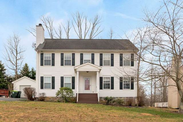 3207 South Chesterfield Ct, CHARLOTTESVILLE, VA 22911 (MLS #600268) :: Real Estate III