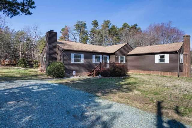 1429 Salem Church Rd, Palmyra, VA 22963 (MLS #600272) :: Jamie White Real Estate