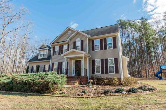 4715 Campbell Rd, TROY, VA 22974 (MLS #600283) :: Real Estate III