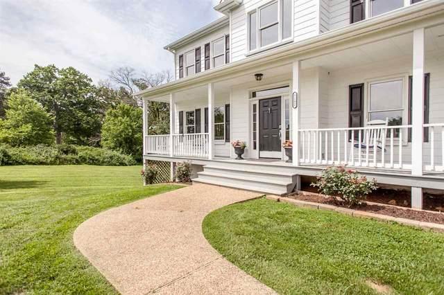 5192 Coventry Ln, BARBOURSVILLE, VA 22923 (MLS #600285) :: Real Estate III
