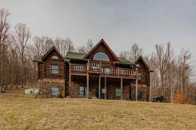 1404 Lone Jack Rd, Glasgow, VA 24555 (MLS #600286) :: KK Homes