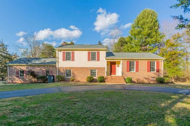 2540 Cedar Ridge Ln, CHARLOTTESVILLE, VA 22901 (MLS #600287) :: Real Estate III