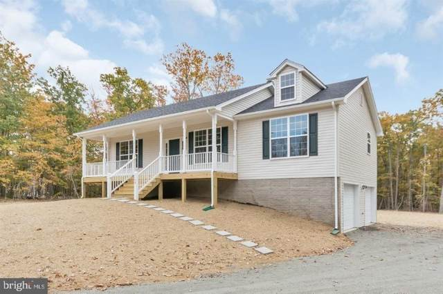 283 Logtrac Rd, STANARDSVILLE, VA 22973 (MLS #600289) :: Jamie White Real Estate