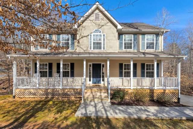 27 East Point Rd, Palmyra, VA 22963 (MLS #600291) :: Jamie White Real Estate