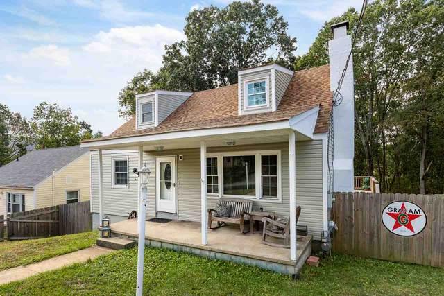 1421 Shenandoah Ave, WAYNESBORO, VA 22980 (MLS #600330) :: Real Estate III