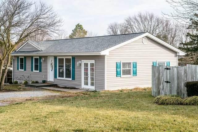 228 Walnut Dr, Timberville, VA 22853 (MLS #600332) :: Jamie White Real Estate