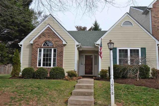 1968 Arbor Lake Dr, CHARLOTTESVILLE, VA 22911 (MLS #600333) :: Real Estate III