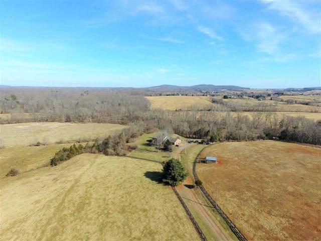 8161 Oak Park Rd, Locust Dale, VA 22948 (MLS #600342) :: Real Estate III