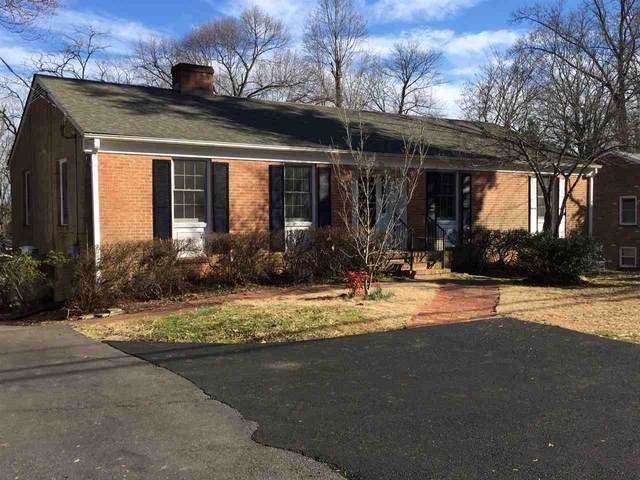 206 Georgetown Rd, CHARLOTTESVILLE, VA 22901 (MLS #600363) :: Jamie White Real Estate