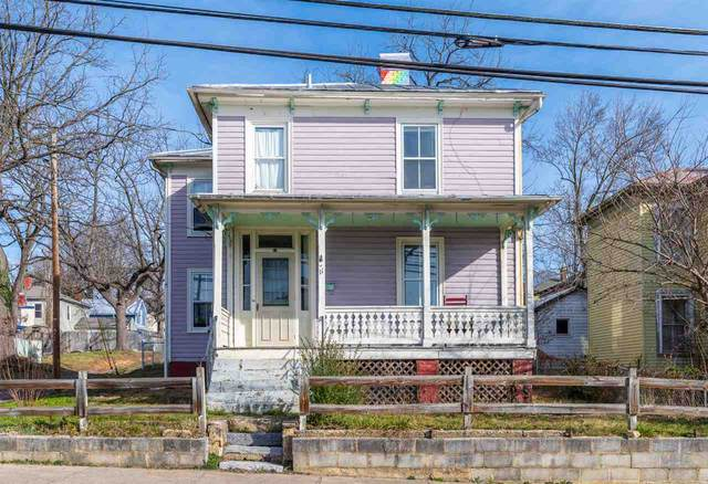 11 E Hampton St, STAUNTON, VA 24401 (MLS #600367) :: Real Estate III