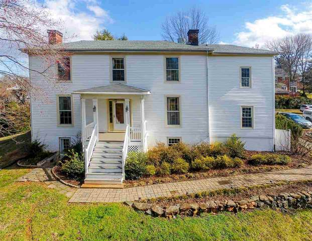 154 S Almond St, ORANGE, VA 22960 (MLS #600372) :: Real Estate III