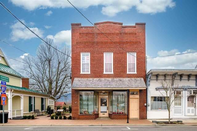 9408 South Congress St, New Market, VA 22844 (MLS #600403) :: Real Estate III