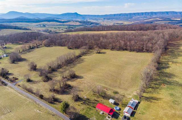 11.96 Acres on Goose Creek Rd, Raphine, VA 24472 (MLS #600422) :: KK Homes