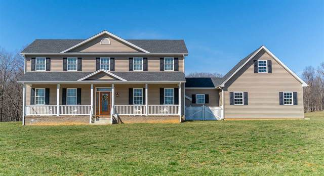 192B Holeyscript Ln, GREENVILLE, VA 24440 (MLS #600446) :: Real Estate III
