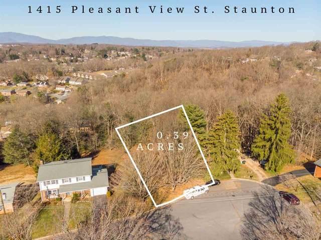 1415 Pleasant View St, STAUNTON, VA 24401 (MLS #600447) :: Real Estate III
