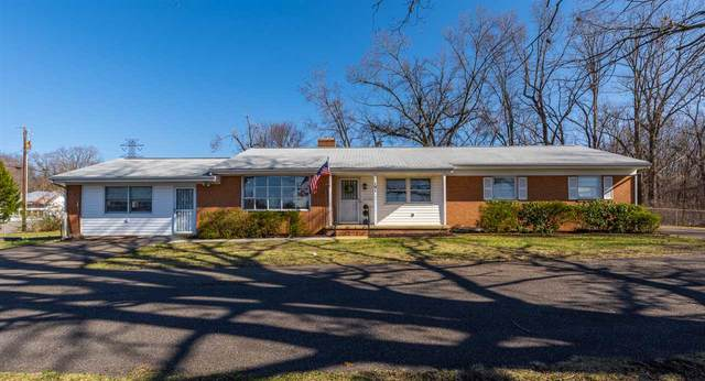 191 Dooms Crossing Rd, WAYNESBORO, VA 22980 (MLS #600448) :: Real Estate III